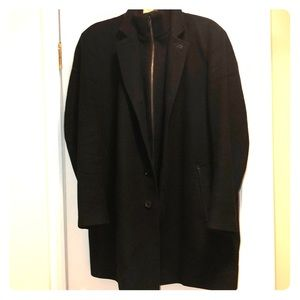 Gorgeous ANDREW MARC Men's Wool Coat!!